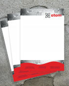 Letterheads - Professional correspondence